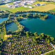 In letzter Zeit wurde in mehrere Häuschen am Riedlinger Baggersee eingebrochen.