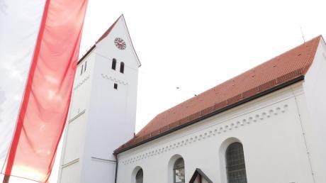 Der Abschluss der Renovierungsarbeiten an der Kirche St. Nikolaus in Wallerdorf wurde nun feierlich begangen.