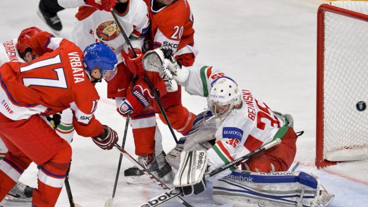 Eishockey Tschechien