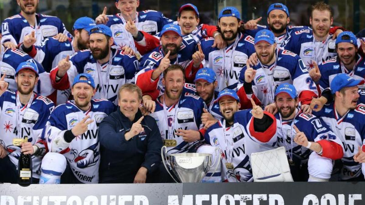 Mannheim Eishockey
