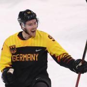 Heuert vorerst nicht in der NHL an: Eishockey-Nationalspieler Marcel Noebels. Foto: Mike Egerton/Press Association