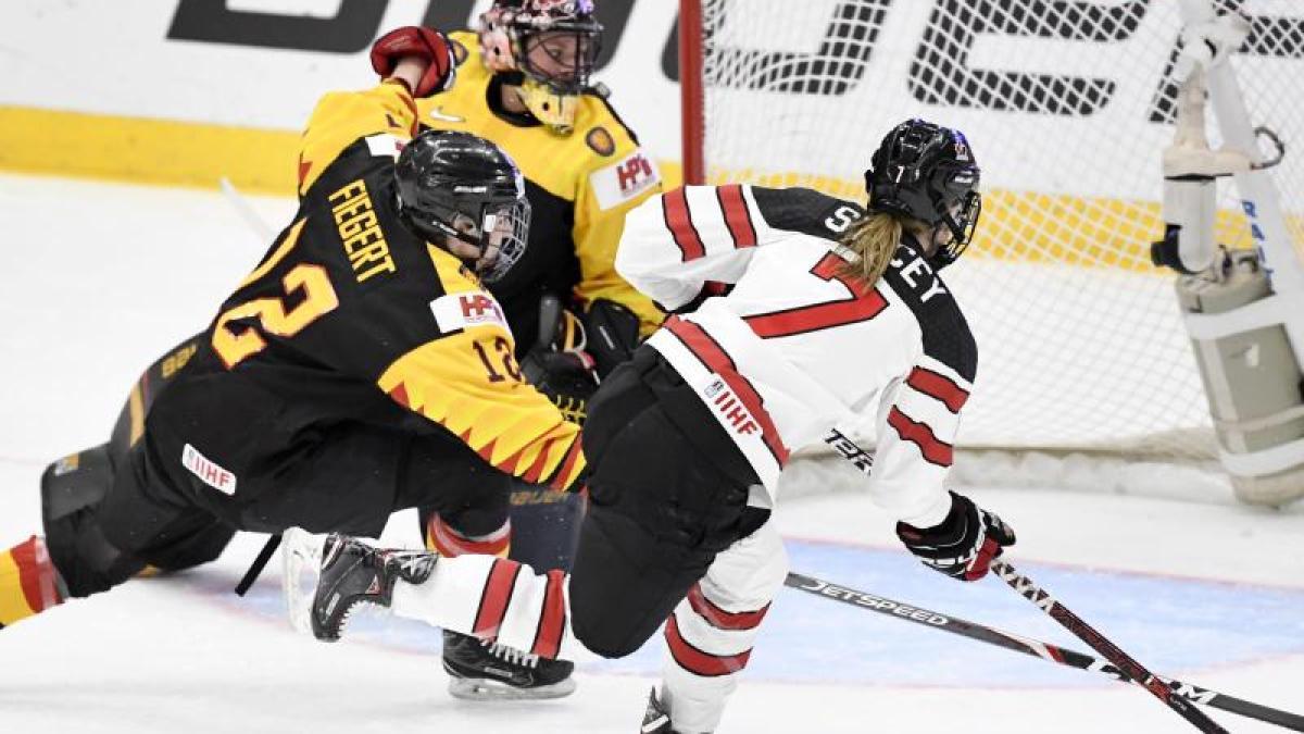 Frauen Eishockey