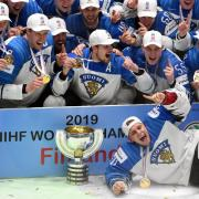 Finnland schlug Kanada im WM-Finale 3:1. Foto: Jussi Nukari/Lehtikuva
