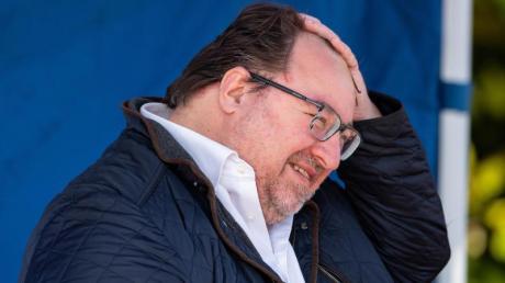 Michail Ponomarew ist Gesellschafter bei dem Eishockey-Club aus Krefeld.