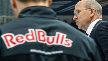 Trainer Don Jackson ist mit dem EHC Red Bull München im Viertelfinale der Champions League favorisiert.