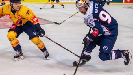 Maximilian Kastner erlitt beim Aus im Champions-League-Spiel gegen Djurgården Stockholm eine Oberkörperverletzung.