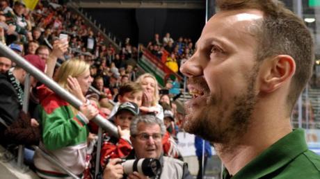Hört nach weit über 900 Spielen in der Deutschen Eishockey Liga auf: Christoph Ullmann.