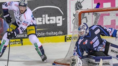 Hütet weiter das Tor der Straubing Tigers: Jeff Zatkoff.