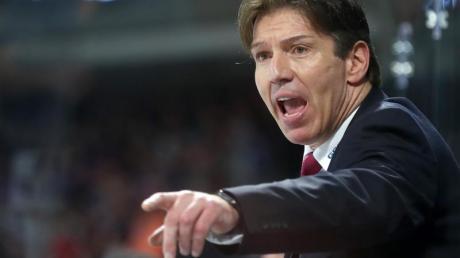 Will mit den Kölnern Haien in der DEL wieder für Furore sorgen: Coach Uwe Krupp.
