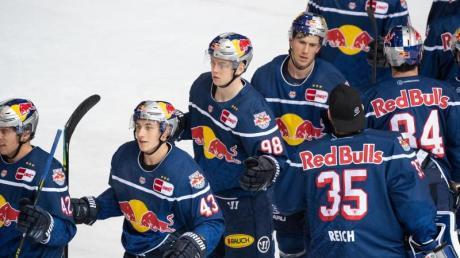 Der EHC Red Bull München hat das DEL-Vorbereitungsturnier gewonnen.