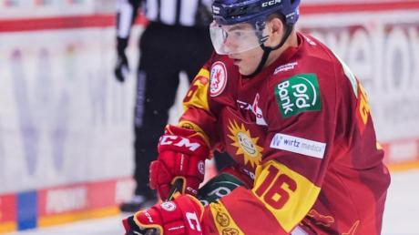 Hat bei der Düsseldorfer EG bis 2024 verlängert: Kyle Cumiskey.