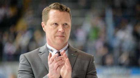 Neuer Coach der Grizzlys Wolfsburg: Mike Stewart.