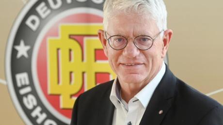 DEB-Präsident Franz Reindls Rückhalt bröckelt.