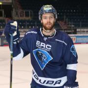 Neuzugang beim ERC Ingolstadt: Brett Findlay ist mit den Panthern nach seinem Debüt in Köln heute bei den Augsburger Panthern zu Gast.