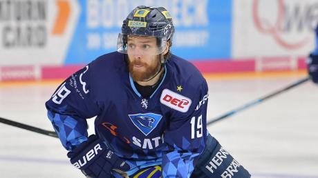 Auch er konnte Krefelds überragenden Schlussmann Jussi Rynnäs am Freitagabend nicht überwinden: Panther-Angreifer Brett Findlay. Am Sonntag gastiert der ERCI bei den Nürnberg Ice Tigers.