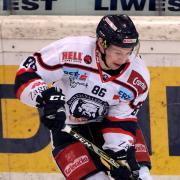 Steht auf dem Zettel des ERC Ingolstadt: Tyler Morley, potenzieller Neuzugang bei den Panthern.