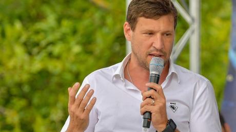 Der Geschäftsführer des ERC Ingolstadt: Claus Gröbner.