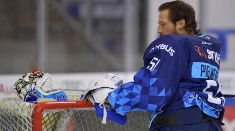 Wendet sich der Video-Botschaft an die Fans des ERC Ingolstadt: Torhüter Timo Pielmeier.