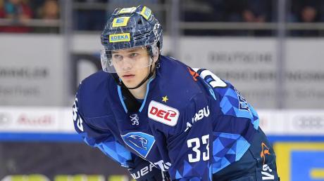 Klare Worte in Richtung der Eishockey-Fans: Ingolstadts Nationalstürmer Tim Wohlgemuth.