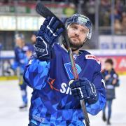 Seine Zukunft beim ERC Ingolstadt ist noch offen: Vize-Kapitän Brett Olson ist wegen der Corona-Krise direkt nach dem DEL-Saisonabbruch zurück nach Nordamerika gereist