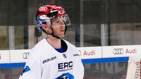 Die lange Zeit des Wartens hat ein Ende: Nach überstandener Corona-Infektion steht Mathew Bodie nun für den ERC Ingolstadt auf dem Eis.