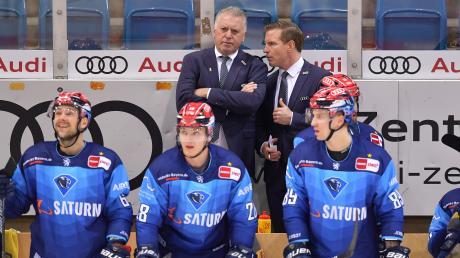 Doug Shedden und Tim Regan haben beim ERC Ingolstadt verlängert.