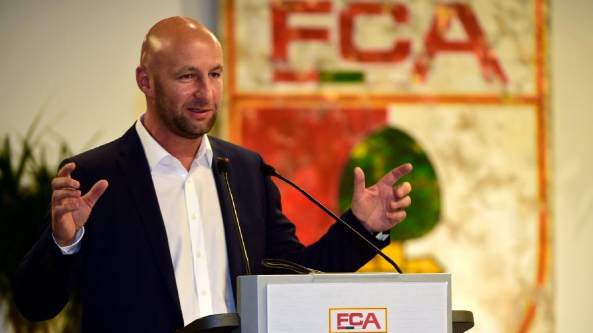 Klaus Hofmann fc augsburg präsident hofmann reagiert auf leipzig kritik fc