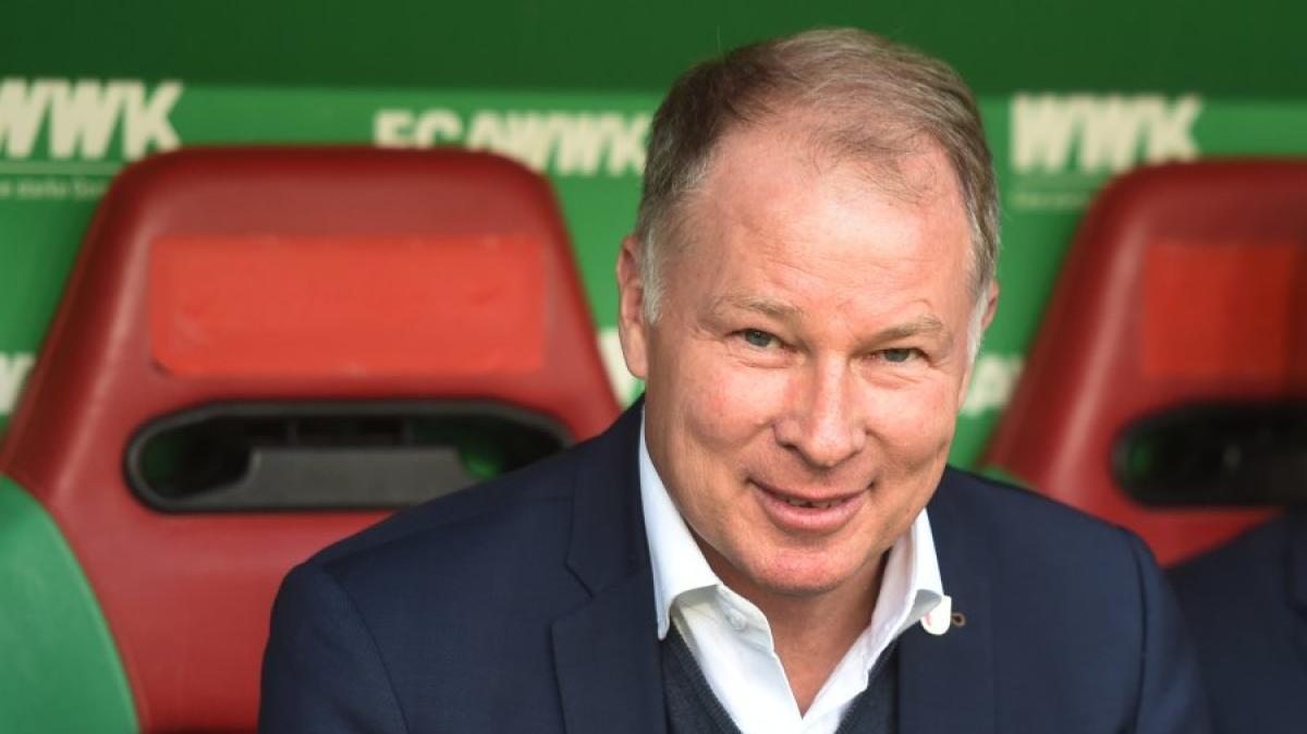 FC Augsburg: Stefan Reuter: \