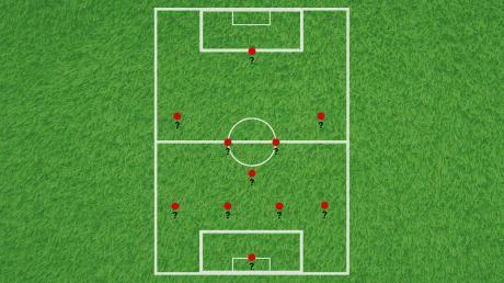 FCA-Trainer Martin Schmidt hat die Qual der Wahl: 35 Spieler, davon sieben Neuzugänge, umfasst der Kader des Bundesligisten.