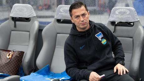 Nach der Niederlage gegen den FC Augsburg wurde Hertha-Trainer Ante Covic entlassen. Er ist bereits der siebte Bundesligatrainer, der nach einer Niederlage gegen den FCA geht.
