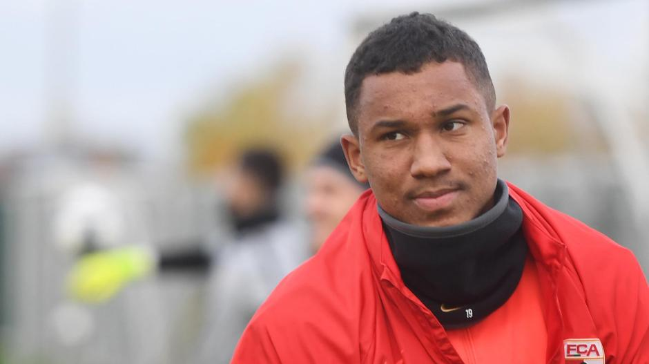 FCA-Innenverteidiger Felix Uduokhai durfte am Samstag in Berlin mal wieder ran.