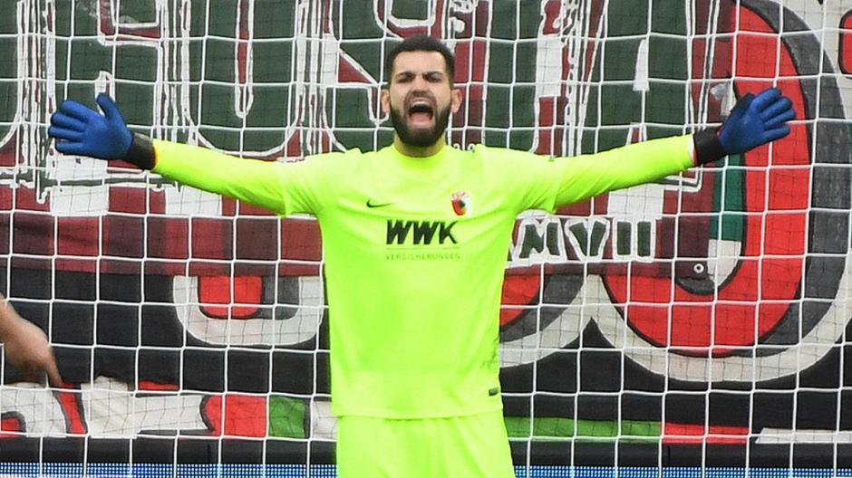 Tomas Koubek hat nun auch gegen Freiburg wieder gepatzt.