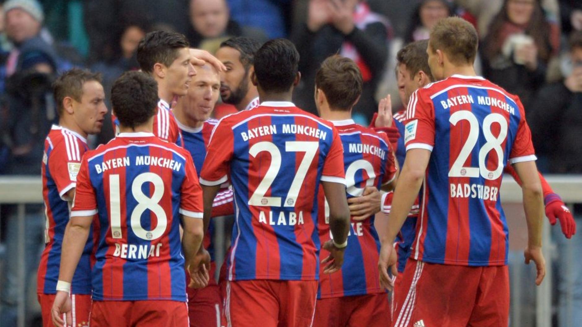 Wird Das Bayern Spiel Heute übertragen