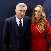 Mariann Barrena McClay, Frau von FC BAyern Trainer Carlo Ancelotti