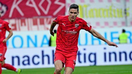 Maximilian Thalhammer trifft mit dem FC Ingolstadt auf den SV Meppen.
