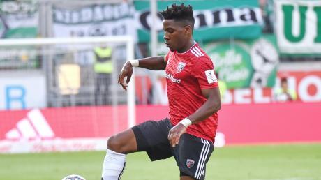 Eine lange Leidenszeit ist vorbei: Frederic Ananou absolvierte im Jahr 2019 kein Pflichtspiel, kehrte in Duisburg zurück. Heute trifft er mit dem FC Ingolstadt auf den 1. FC Kaiserslautern.