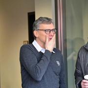 Befindet sich in einer unsicheren Situation: FC Ingolstadts Sportdirektor Michael Henke, die anderen Drittligisten und der DFB haben beschlossen, die 3. Liga bis zum 30. April zu unterbrechen.