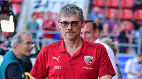 Es geht wieder los: Sportdirektor Michael Henke ist erleichtert, dass die 3. Liga den Spielbetrieb wieder aufnimmt. Zum Start trifft der FC Ingolstadt am Samstag auf den FC Bayern München II.