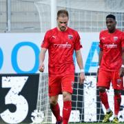 Außen vor: Maximilian Beister hat nicht überzeugt und spielt beim FC Ingolstadt keine Rolle mehr.