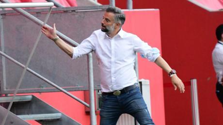 Gibt sich kämpferisch: Tomas Oral hat die Niederlage gegen Magdeburg weggesteckt und will mit dem FC Ingolstadt mit einem Sieg bei 1860 München zumindest in die Relegation einziehen.
