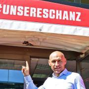 Hat mit dem FC Ingolstadt in den kommenden Jahren einiges vor und freut sich auf diese Herausforderung: Manuel Sternisa, der neue Geschäftsführer.