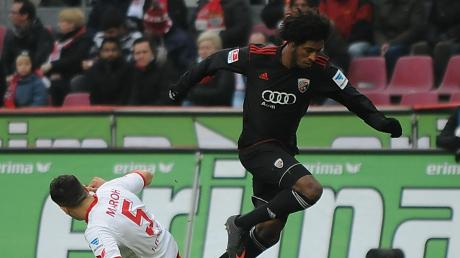 Läuft wieder für den FC Ingolstadt auf: Caiuby.