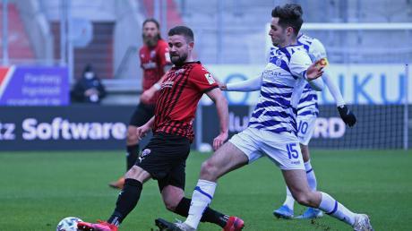 Er soll für Kreativität im Spiel der Schanzer sorgen: Marc Stendera ist am heutigen Samstag mit dem FC Ingolstadt bei der SpVgg Unterhaching zu Gast.
