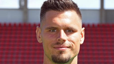 Die klare Nummer eins. Torhüter Fabijan Buntic trifft mit dem FC Ingolstadt am Samstag auf Viktoria Köln.