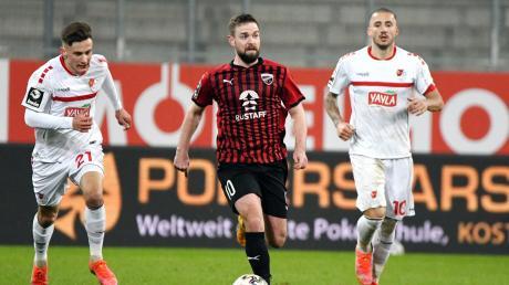 Gehört zu den Stützen des FC Ingolstadt: Marc Stendera trifft mit den Schanzern am Samstag auf Waldhof Mannheim.