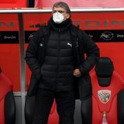 Den Aufstieg im Blick: Acht Spieltage sind in der 3. Liga noch zu absolvieren. Am Samstag trifft Sportdirektor Michael Henke mit dem FC Ingolstadt auf den FC Bayern München II.