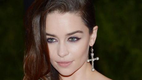 Emilia Clarke ist in Thrillerlaune.