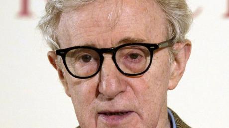 Woody Allen bei der Premiere von 'To Rome With Love' 2012 in Rom.
