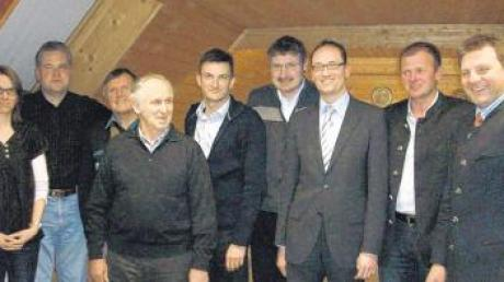 Auf ein arbeitsreiches Jahr blicken die CSU-Mitglieder in Pfaffenhofen.