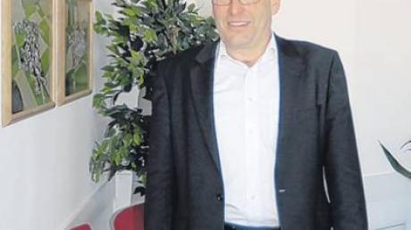 Rieds Bürgermeister und Kreisrat Anton Drexl wird am 30. März 60 Jahre alt und feiert das im Rathaus.